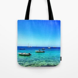 Vieques Floats Tote Bag