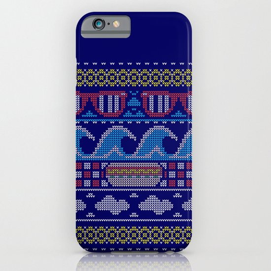 Ugly Summer Sweater iPhone & iPod Case