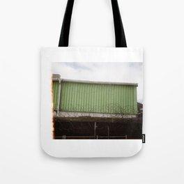 woodstock security Tote Bag
