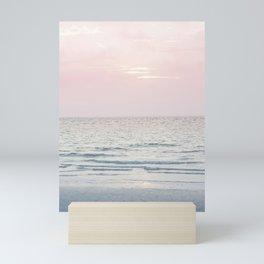 Pastel Ocean Dream Vibes #2 #wall #decor #art #society6 Mini Art Print
