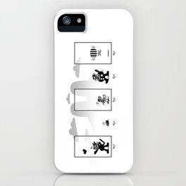 Krazy Cat iPhone Case