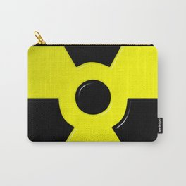 Nuclear Symbol Carry-All Pouch