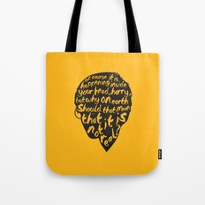 Inside Harrys Head Tote Bag