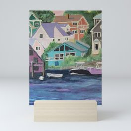 Rocky Neck Mini Art Print