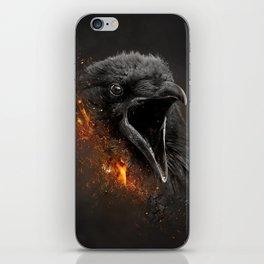 XTINCT x Raven iPhone Skin