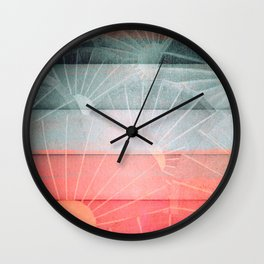 Lu Ban Wall Clock