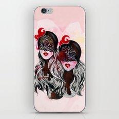 Gemini iPhone & iPod Skin