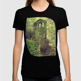 Ruins in the forest T-shirt