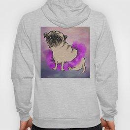 Depressed tutu pug Hoody
