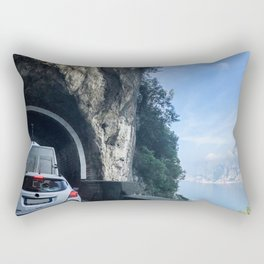 Amalfi Coast Drive Rectangular Pillow