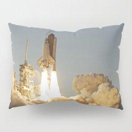 Space Shuttle Atlantis Pillow Sham