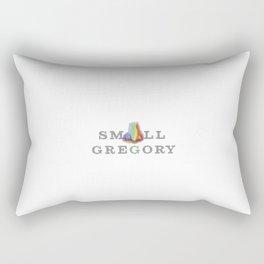 Smell Gregory Rectangular Pillow