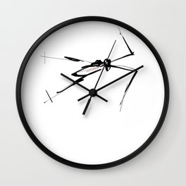 X-Wing Rapid Wall Clock
