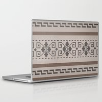 the big lebowski Laptop & iPad Skins featuring The Big Lebowski Cardigan  by Marvelis