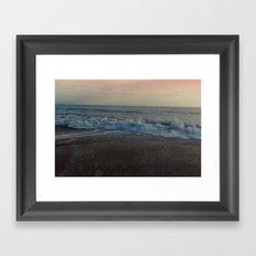 Crystal Cove Framed Art Print