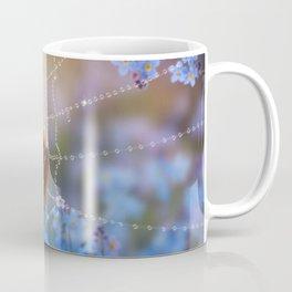 Little Blue  Coffee Mug