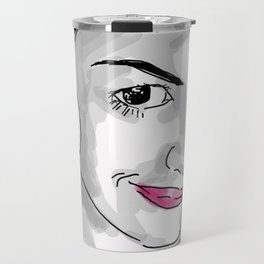 Amelie and Spoon. Travel Mug
