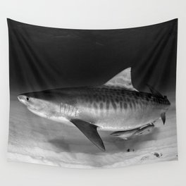 Tiger, tiger Wall Tapestry