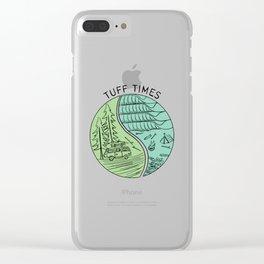 Tuff Times - Tofino Clear iPhone Case