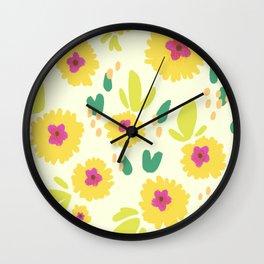 Pocketful Wall Clock
