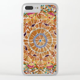 Pencil shavings I Clear iPhone Case