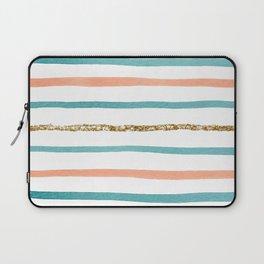 Sparkle Stripe Laptop Sleeve