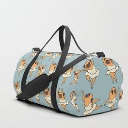Ballet Pug Duffle Bag