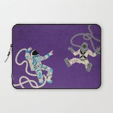 Strange Encounters  Laptop Sleeve