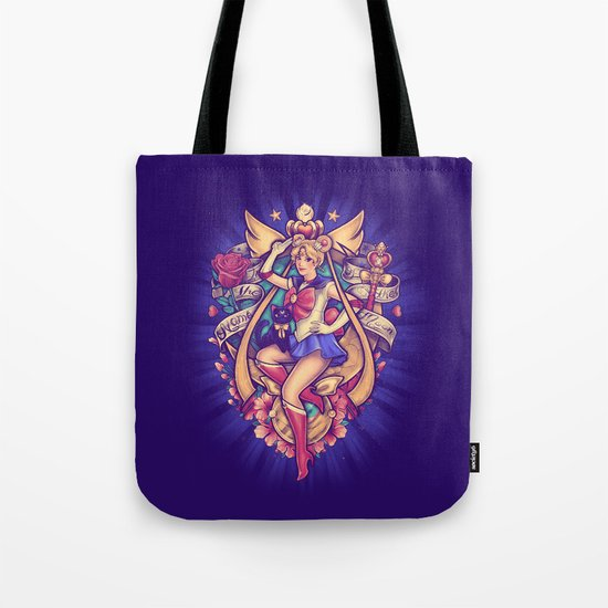 In the Name of the Moon Tote Bag