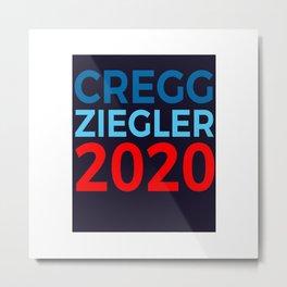 cregg Metal Print