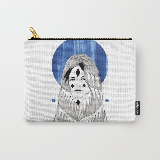Winter Hymn Carry-All Pouch