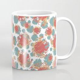 Pincushion Floral Print - Beautiful Australian Native Flowers Coffee Mug
