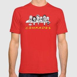 Communist Friends Comrades T-shirt