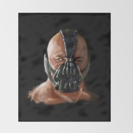 Bane Throw Blanket