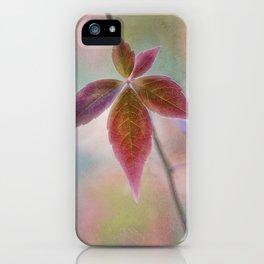 Solitair iPhone Case