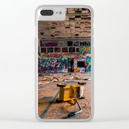 This is my playground Clear iPhone Case