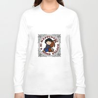 johnlock Long Sleeve T-shirts featuring Happiness In A Mind Palace by Marlowinc