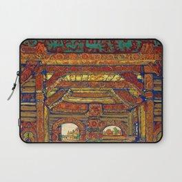 12,000pixel-500dpi - Nicholas Roerich - Snegurochka - Digital Remastered Edition Laptop Sleeve