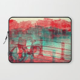 One Bicycle Laptop Sleeve