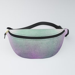 150306 Abstract Watercolor An Imperfect Circle 5 Fanny Pack