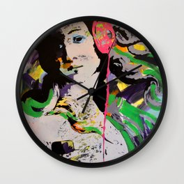 Music is what feelings sound like - II Wall Clock