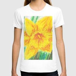 Delightful Daffodils T-shirt