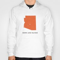 arizona Hoodies featuring Arizona by Hunter Ellenbarger