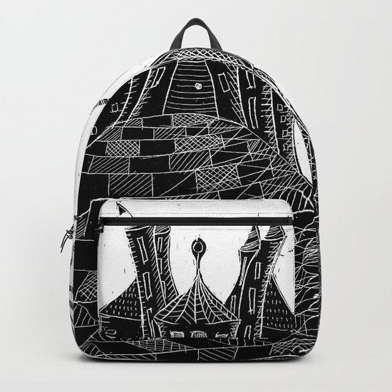 Bubu´s castle Backpack