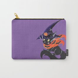 Witch City Kitty Carry-All Pouch