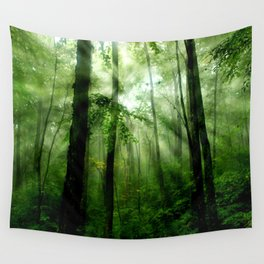 Joyful Forest Wall Tapestry