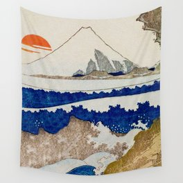 The Coast Searching Wall Tapestry
