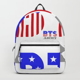 For US BTS ARMYs Backpack