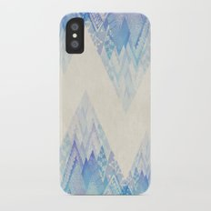 Let's Move Mountains iPhone X Slim Case