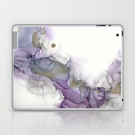 Study in Purple Laptop & iPad Skin